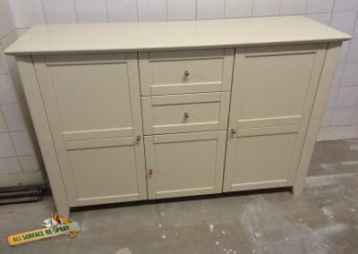 kitchen sideboard | we spray furniture